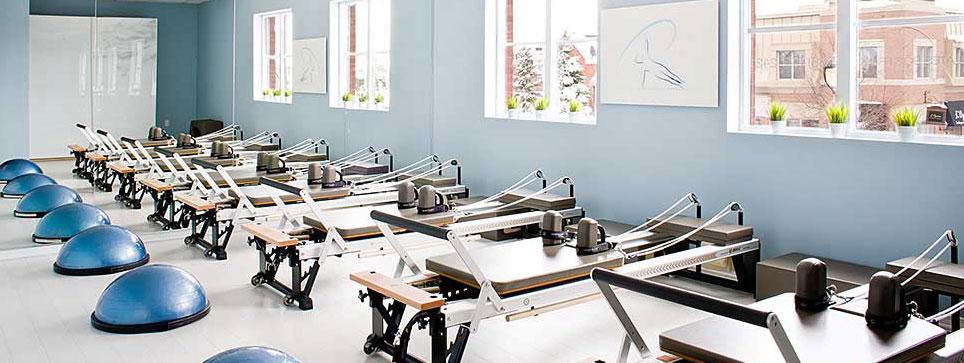 pilates bois franc